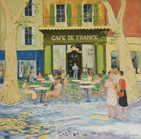 Jean-Pierre Laniesse » Page » Terrasse provençale